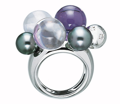 glass bead ring