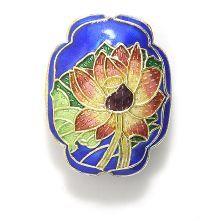 handmade cloisonné beads