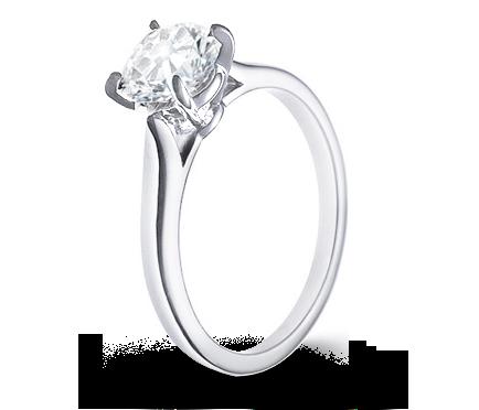 d210fa172b4ac Cartier Platinum Engagement Rings | The Jewelry Weblog