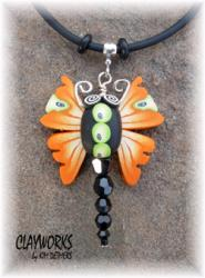 Clay Bug Jewelry