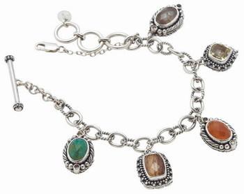 designer gemstone bracelet