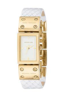 designer leather watch