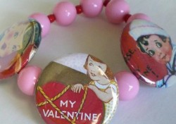 Valentine's Jewelry Finds on Etsy