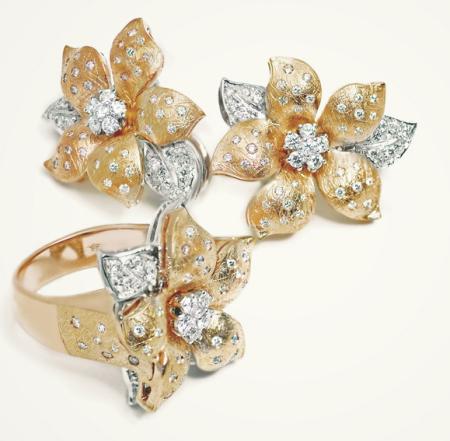 Leo Pizzo Jewelry The Jewelry Weblog