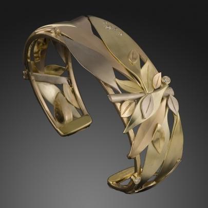 nature-inspired bracelet