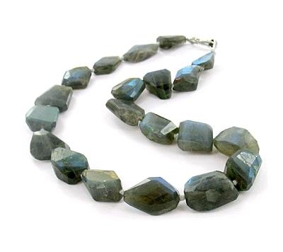 designer gemstone necklace