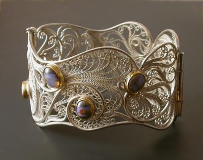jewelry techniques bracelet