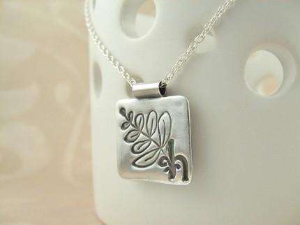 custom made designer pendant