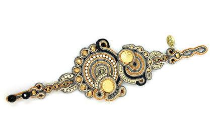 needlework bracelet