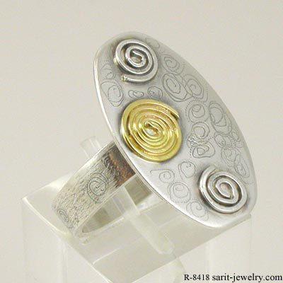 handmade designer ring