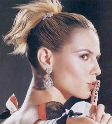 Heidi Klum Conquers QVC