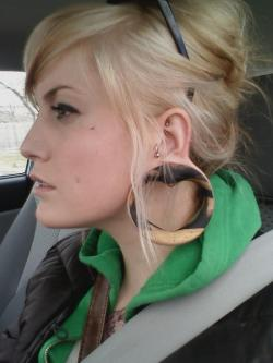 Gauge Earrings