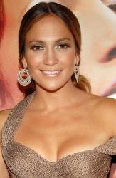 Jennifer Lopez at El Cantante Premiere