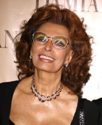 Sophia Loren Jewelry by Damiani