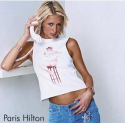 Paris Hilton Trades in Her Bracelets