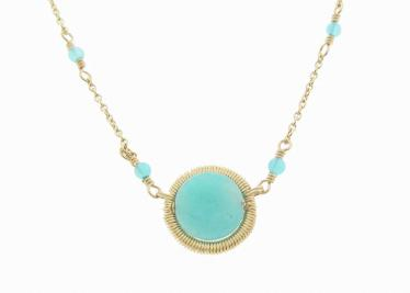 Amazonite: the New Turquoise