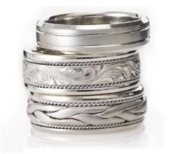 New Wedding Band Ideas at JCK Show