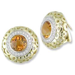 Sunny Citrine Jewelry