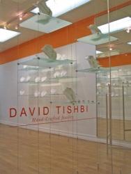 Two Tone David Tishbi Rings
