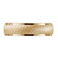 designer gold band